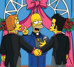 gaymarriagehomersimpson