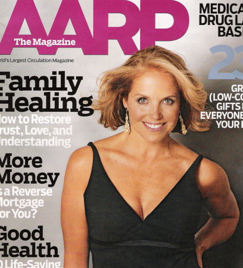 Katie Couric's Liberal Views