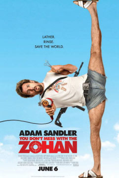 "Don't Mess with ""Zohan"": Adam Sandler Joins Ranks of Islamic"