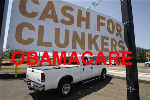 cashforclunkersobamacare