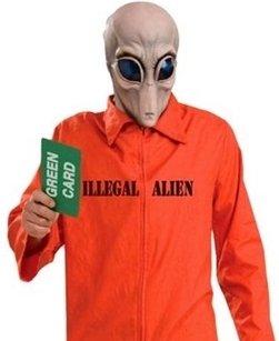 illegalaliencostume