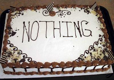 nothingcake