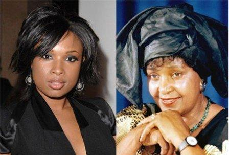 jenniferhudsonwinniemandela