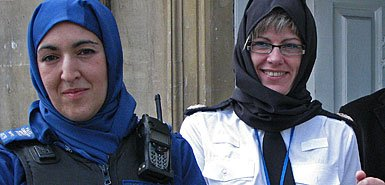 policewomenhijab