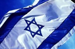 israeliflagwaving