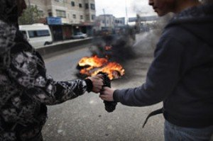 palestinianriots
