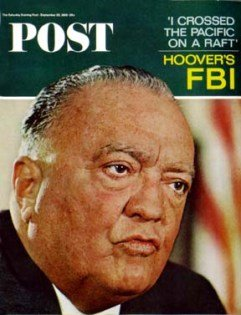 J. Edgar Hoover - Blackmailed by the Mafia