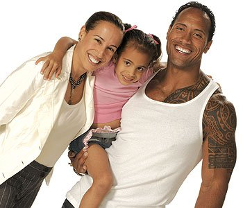 With Affirmative Action, The Rock's Daughter Gets Favored Over Your ...
