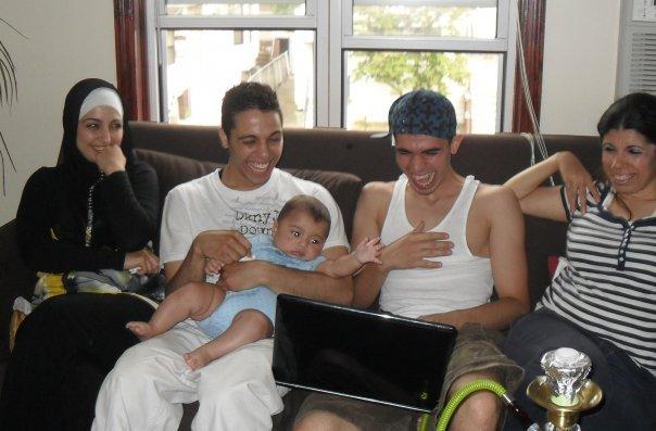 hatemfarsakhfamily