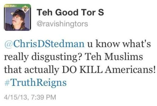 islamtweetresponse