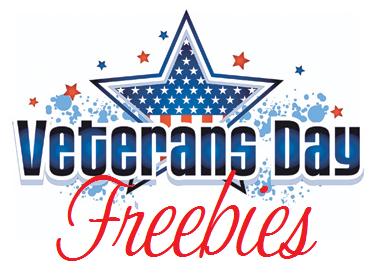 veteransdayfreebies