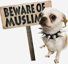 dogsbewareof muslims