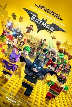 Wknd Box Office The Lego Batman Movie Fifty Shades Darker John Wick Chapter 2 Paterson